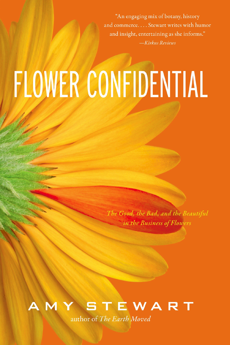 Amy Stewart Flower Confidential