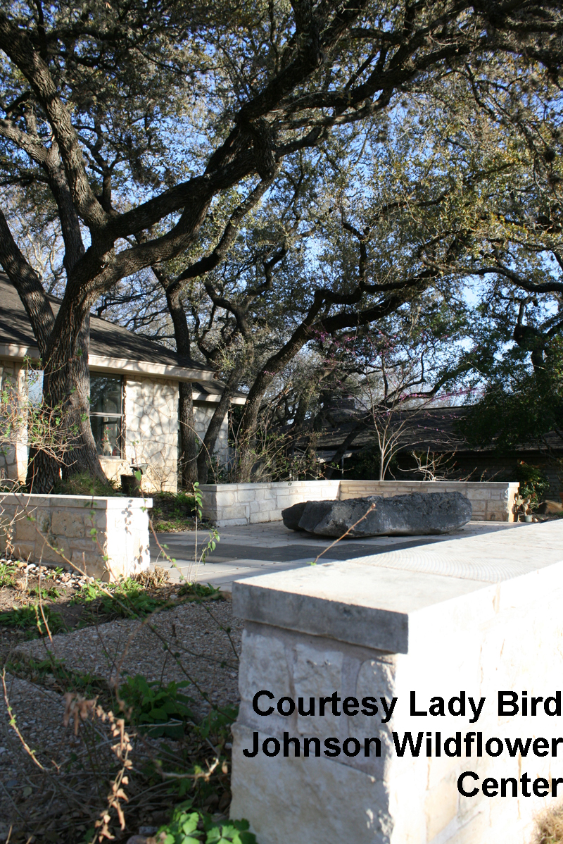 Lady Bird Johnson Wildflower Center Gardens on Tour
