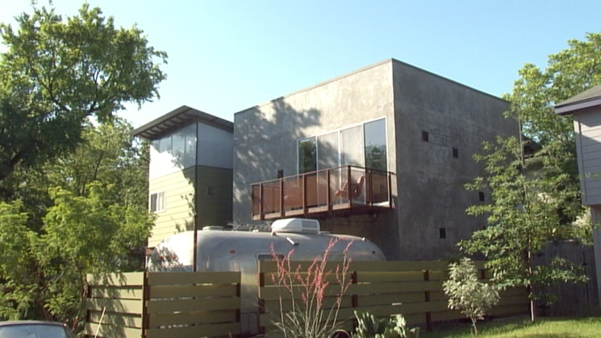 Michael McNichol house design Central Texas Gardener