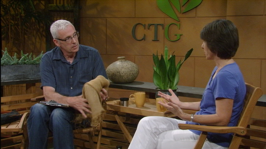 Tom Spencer and Patty Leander on Central Texas Gardener