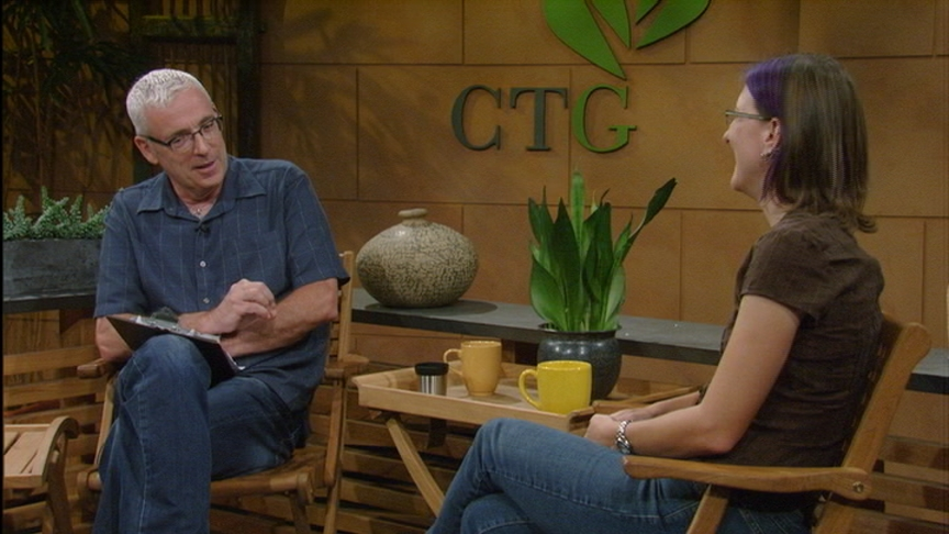 Tom Spencer and William C. Welch on Central Texas Gardener