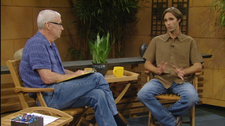 Tom Spencer and Patrick Kirwin Central Texas Gardener