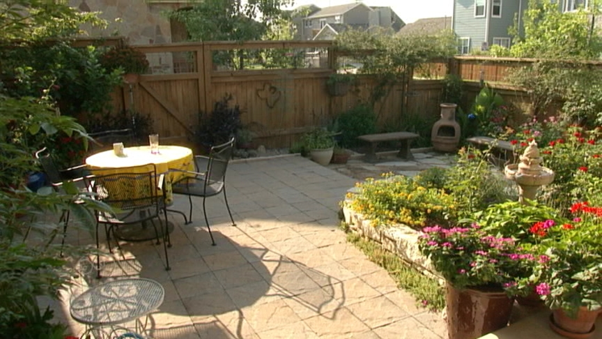 Joe Denton garden design Central Texas Gardener