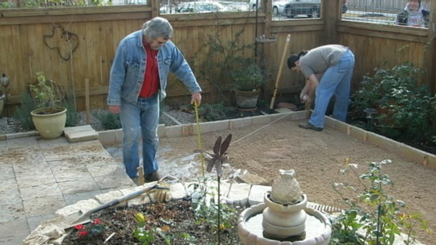 Joe Denton garden Central Texas Gardener