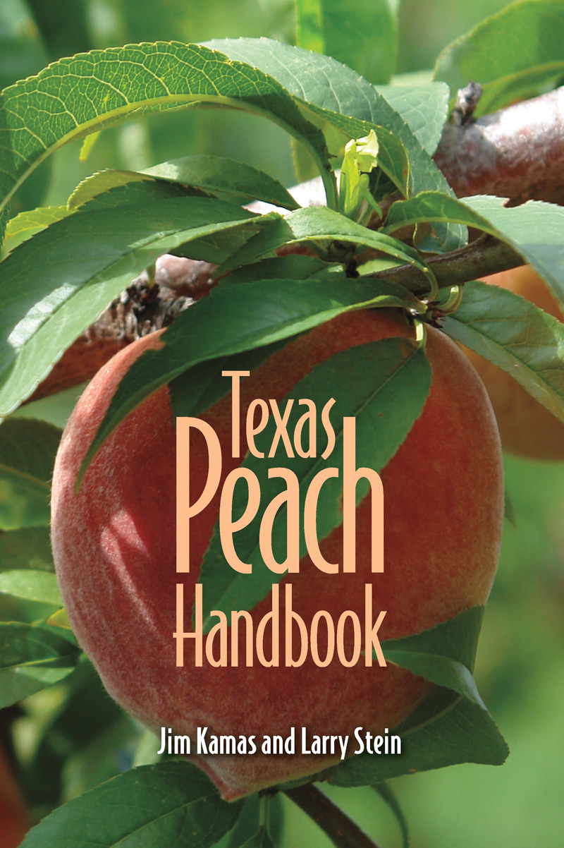 Texas Peach Tree Handbook