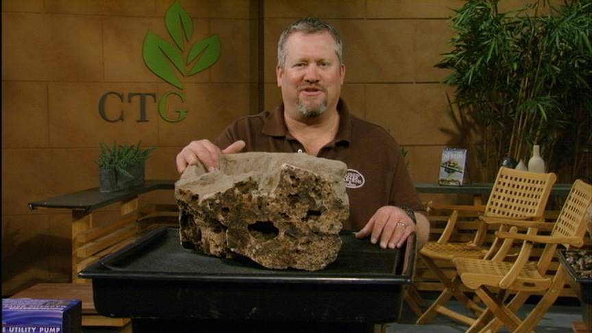 Disappearing fountains with Steve Kainer, Hill Country Water Gardens & Nursery