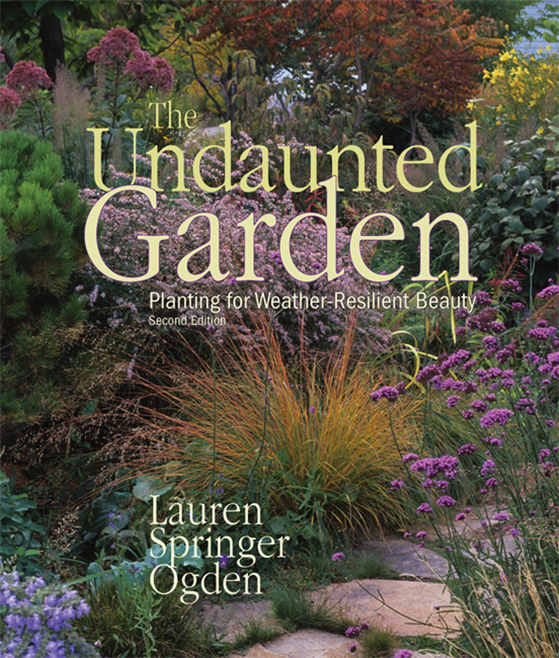 The Undaunted Garden Lauren Springer Ogden