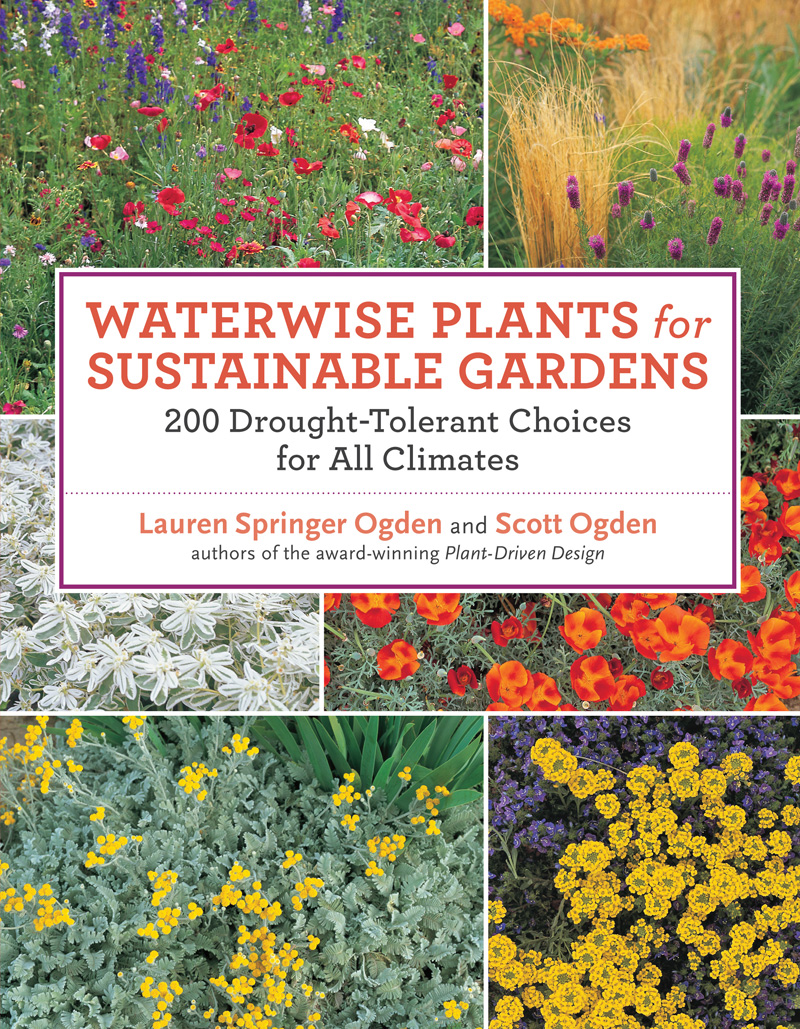 Ogdens' Waterwise Plants for Sustainable Gardens