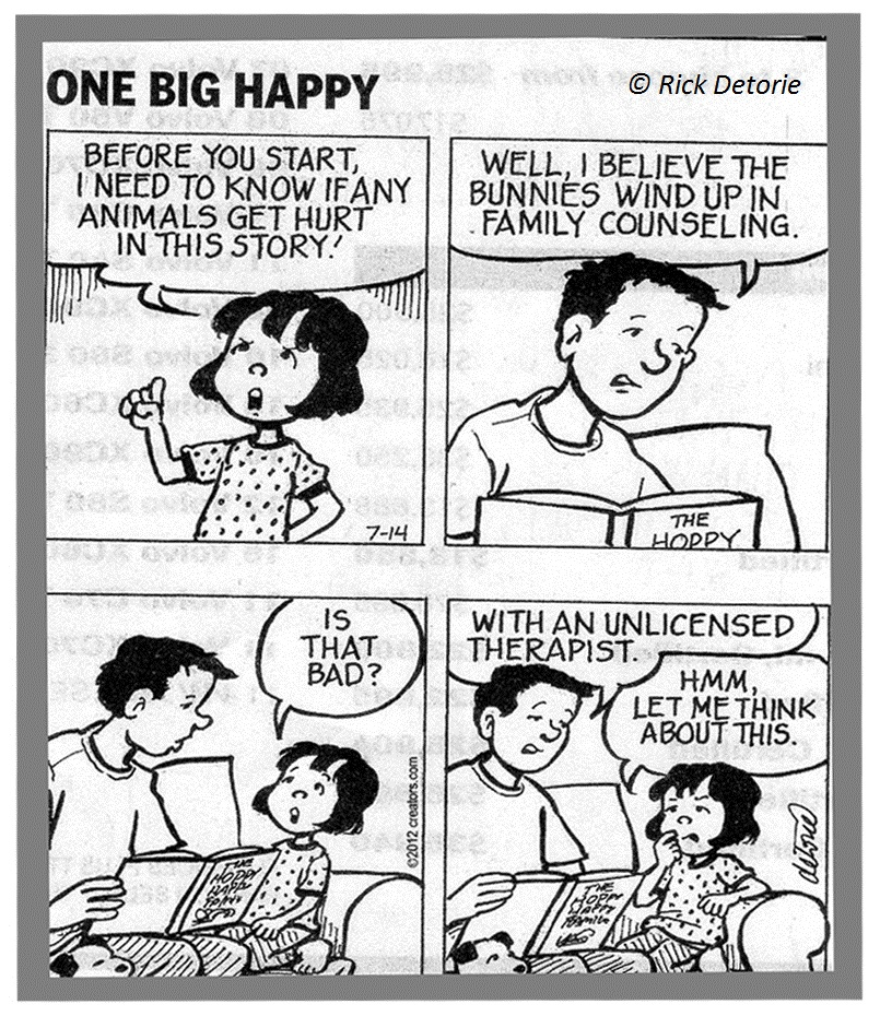 One Big Happy by Rick Detorie