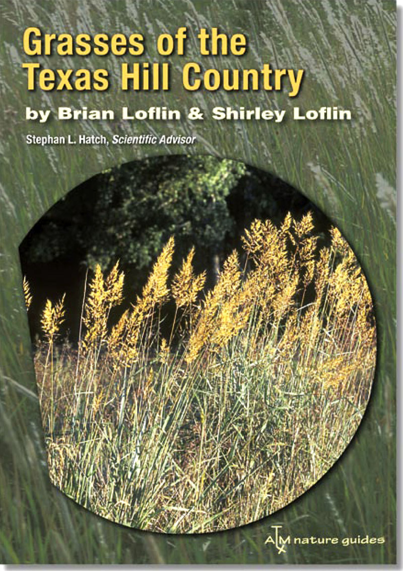 Grasses of the Hill Country Brian and Shirley Loflin