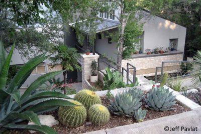 Jeff Pavlat garden Garden Conservancy tour