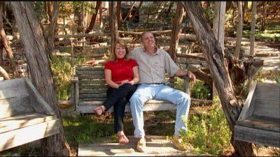 Garden Christine and Pete Hausmann