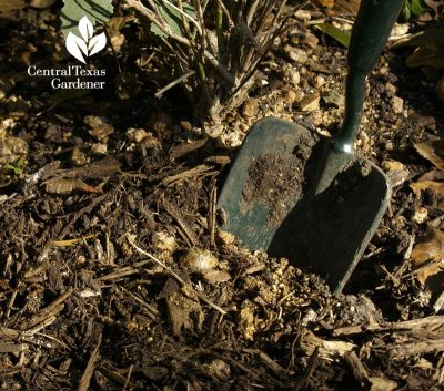 soil compost mulch