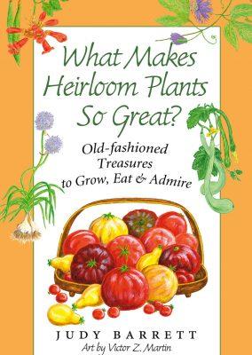 Heirloom Plants Judy Barrett