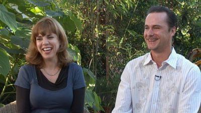 Garden Leah and Philip Leveridge