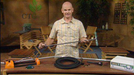 Backyard Basics -merrideth jiles gives watering tips