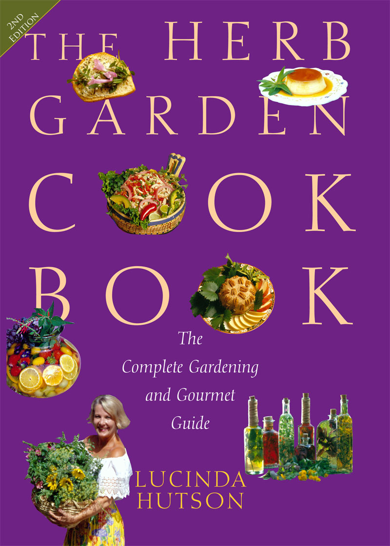 THE HERB GARDEN COOK BOOK Lucinda Hutson