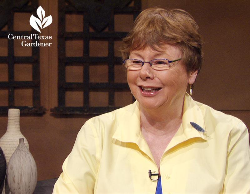 Sharon Lovejoy Central Texas Gardener