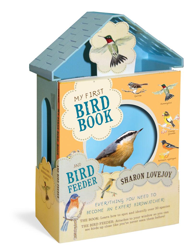 Sharon Lovejoy My First Bird Book