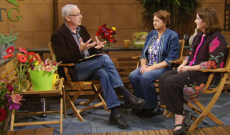 Tom Spencer, Rita Ander, Debra Prinzing Central Texas Gardener