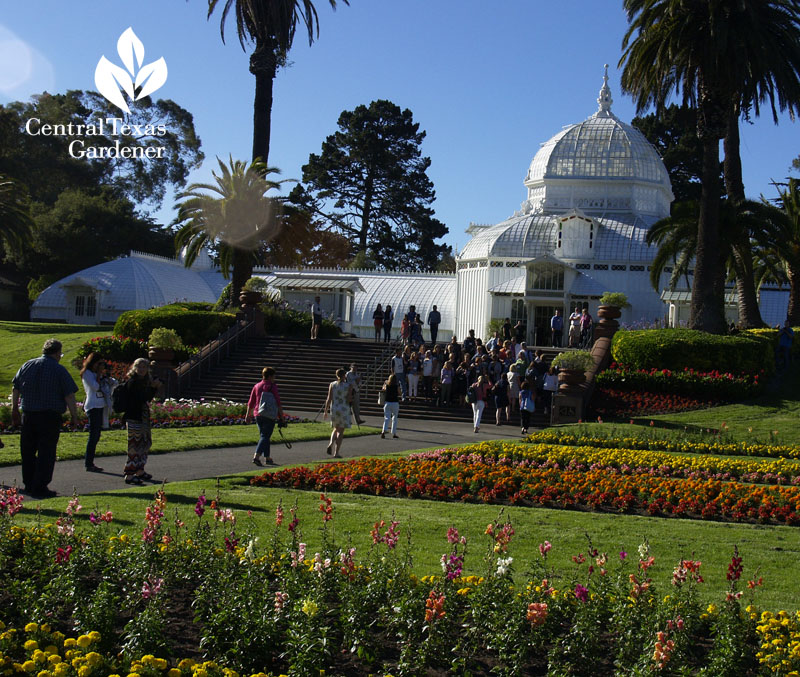 Conservatory of Flowers Golden Gate Park
