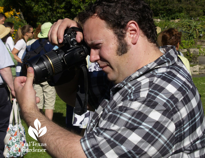 Scott Weber blogger at Rhone Street Gardens