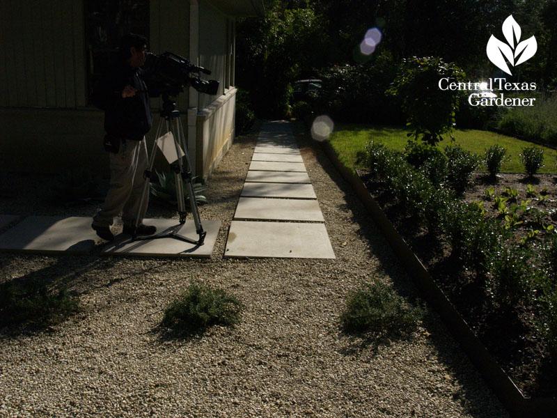 Patrick Kirwin design austin garden