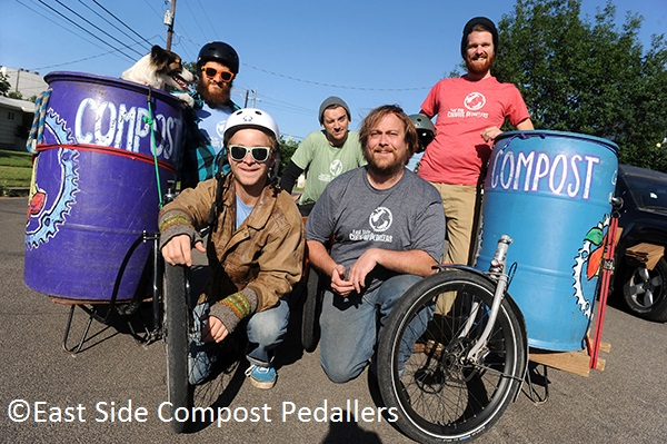 East Side Compost Pedallers Austin Texas