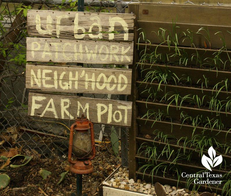 Urban Patchwork Neighborhood Farms