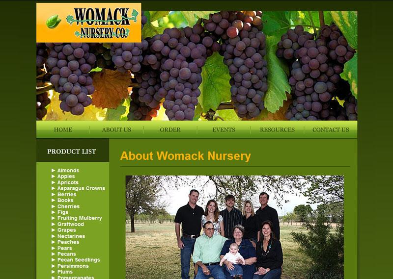 womack nursery central texas gardener