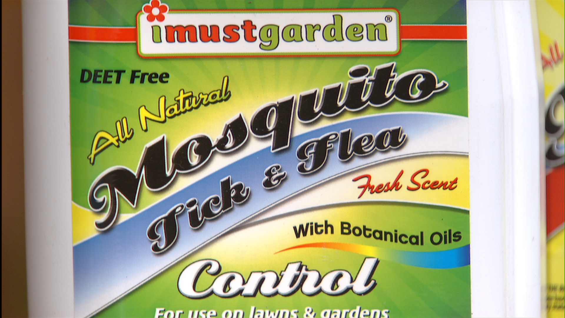 I Must Garden mosquito, tick and flea repellent Trisha Shirey Central Texas Gardener