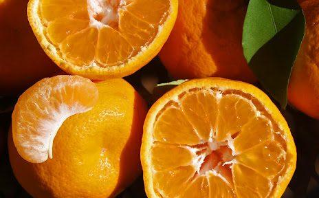 POW - orange frost satsuma