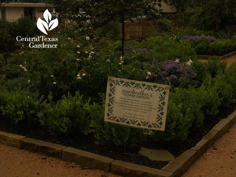 Grandmother's Flower Garden at Texas Quilt Museum