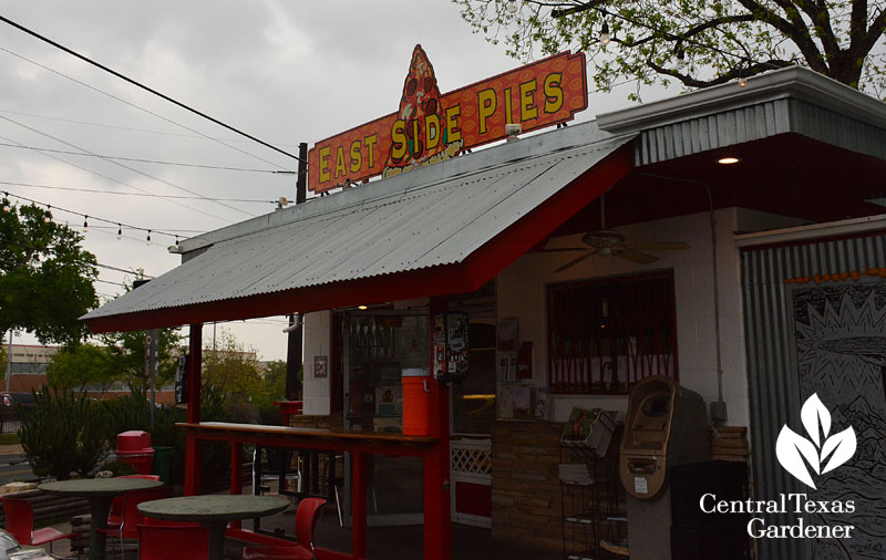 east side pies central texas gardener