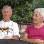Garden Robin and Ann Matthews