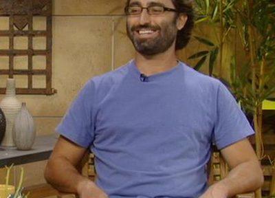Gardener Adam Diaz