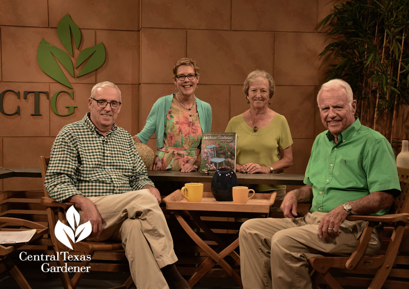 William C. Welch, Tom Spencer, Linda Lehmusvirta Central Texas Gardener