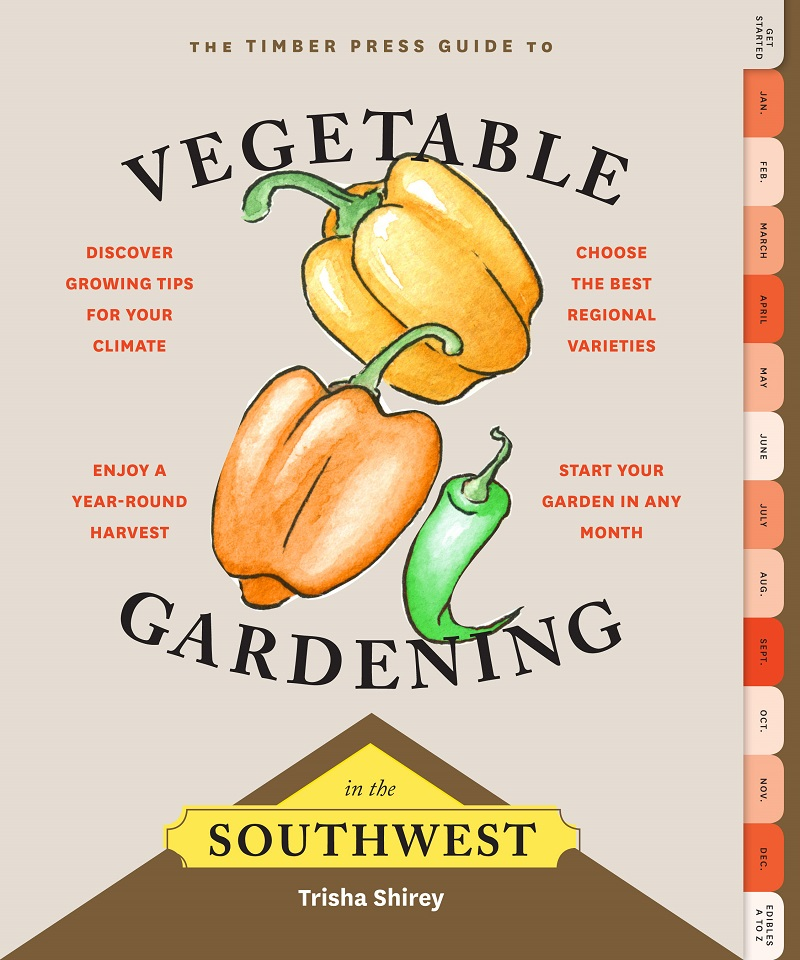 vegetable gardening in the southwest