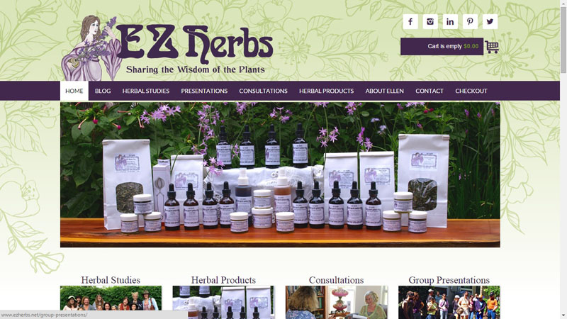 EZ Herbs Central Texas Gardener