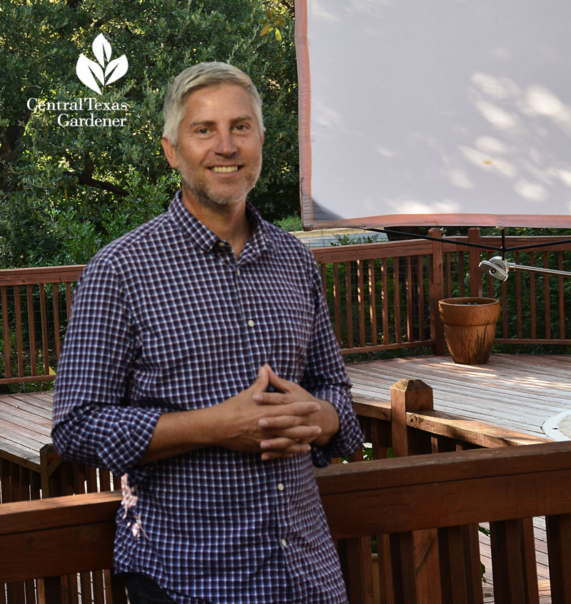 landscape architect robert leeper Central Texas Gardener