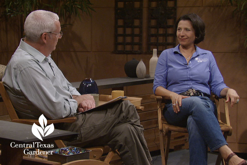 Tom Spencer and Andrea DeLong-Amaya Central Texas Gardener