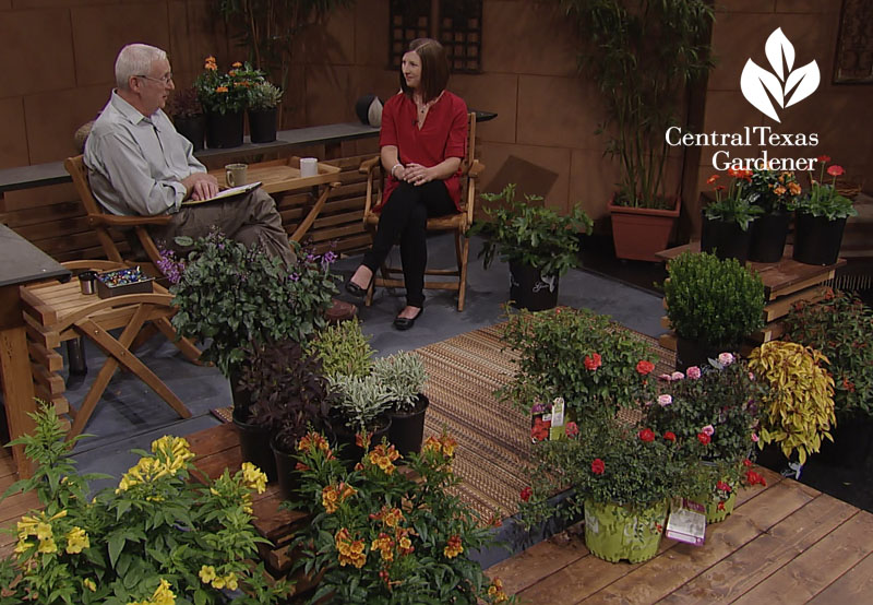 Tom Spencer and Jessica Robertson Central Texas Gardener