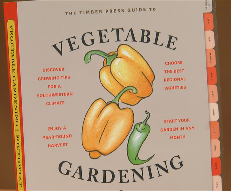 Vegetable Gardening for the Southwest Central Texas Gardener