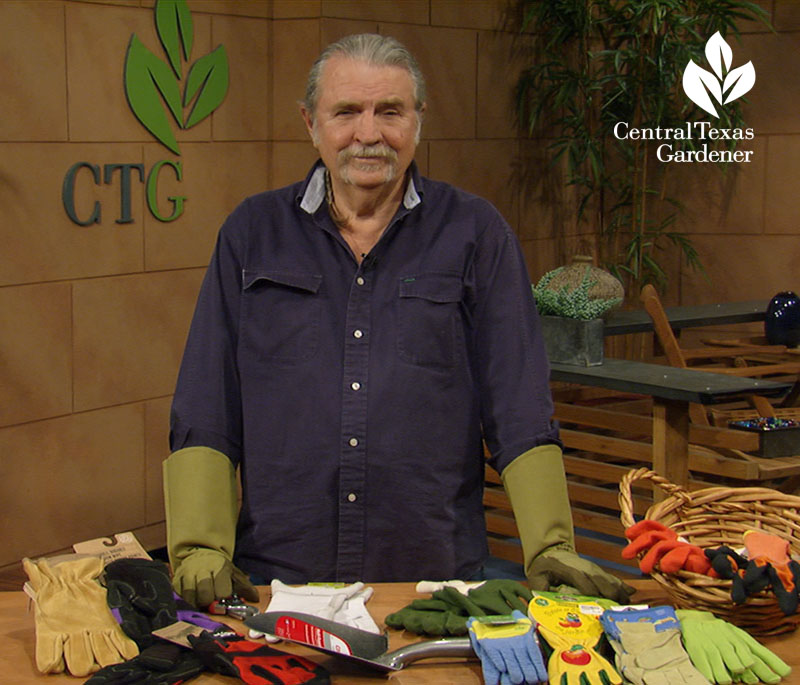 best garden gloves Central Texas Gardener