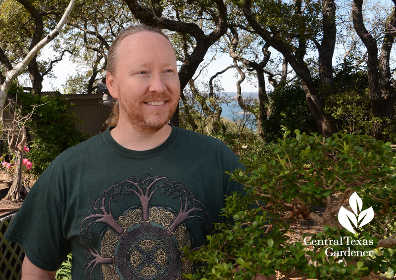 Joey McCoy Austin Bonsai Society Central Texas Gardener