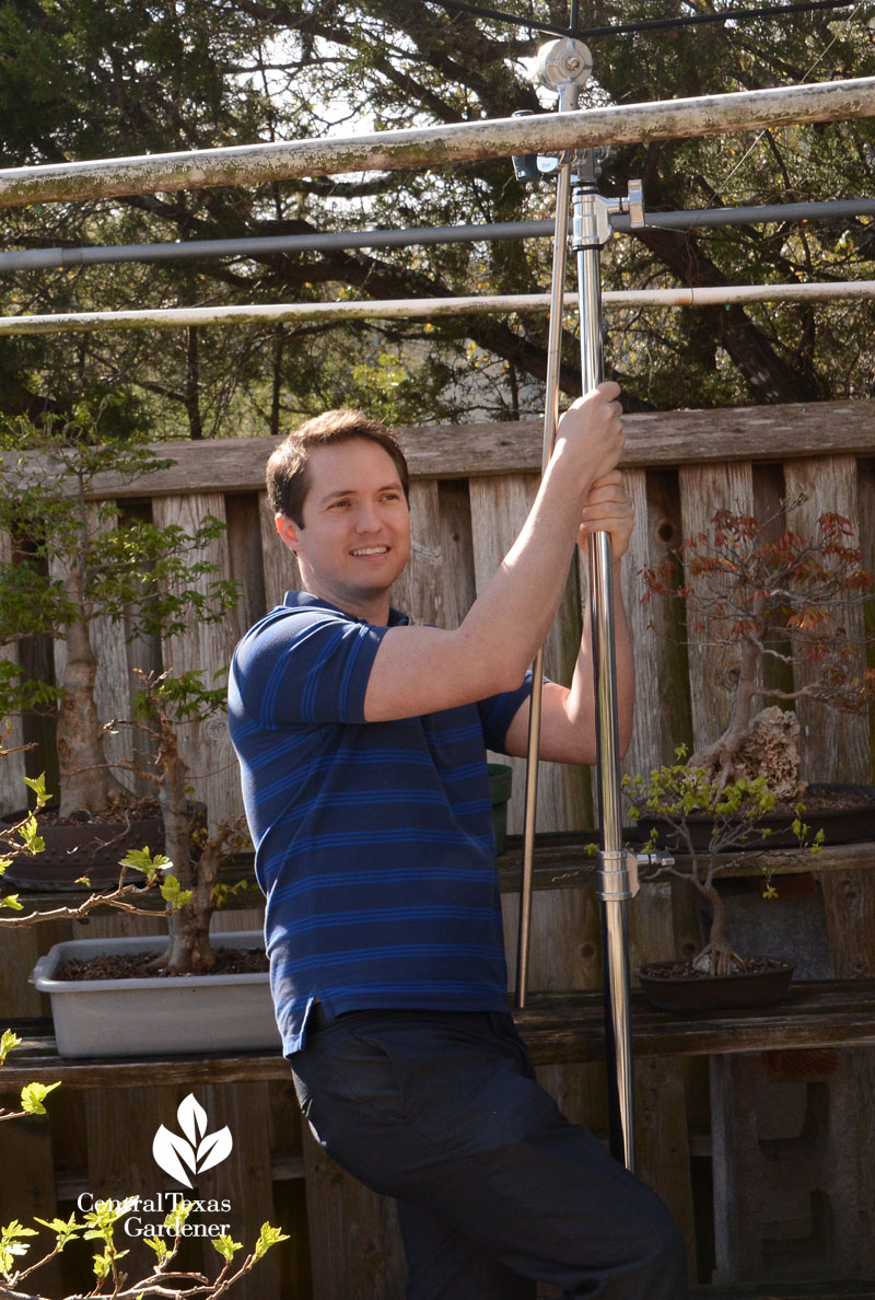 Jonathan Wood Central Texas Gardener
