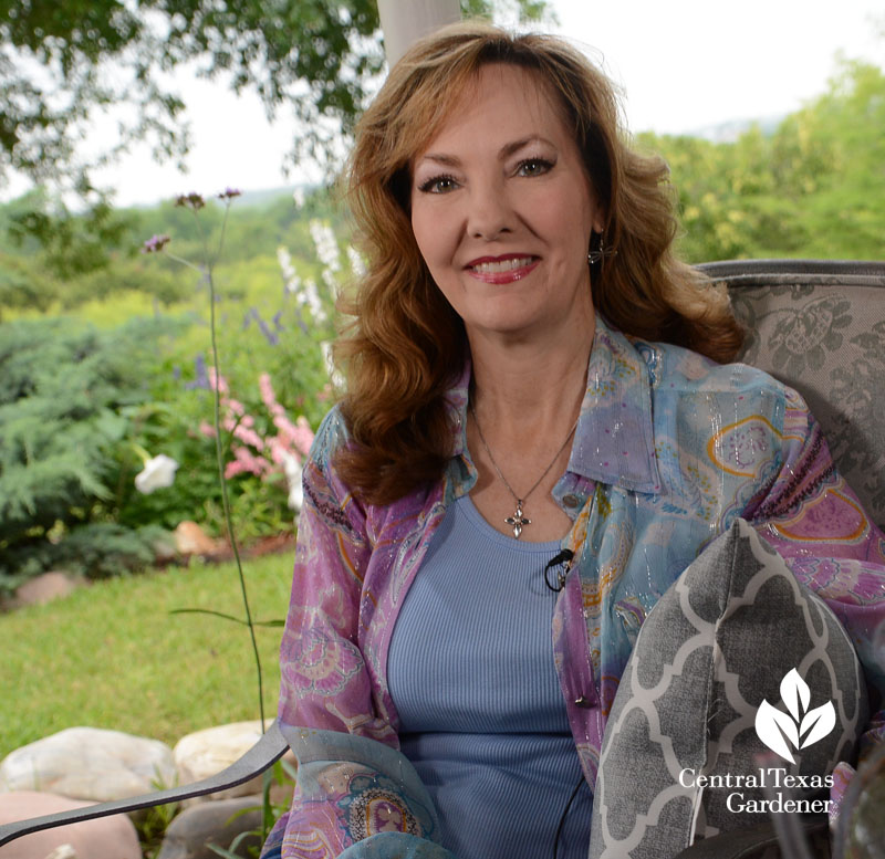 Elizabeth DeMaria Central Texas Gardener