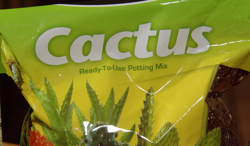 Cactus potting mix Central Texas Gardener