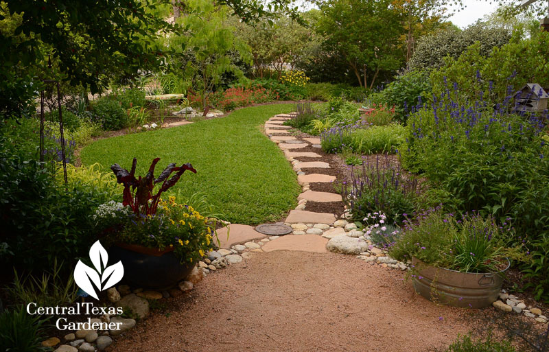 Take The Zero Out Of Xeriscape Central Texas Gardener
