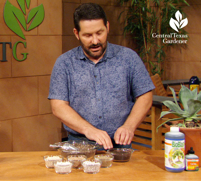 Succulent potting soil, fertilizer, water: Jeff Pavlat